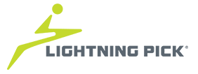 Lightning Pick Logo